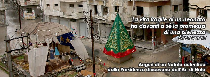Santo e inquieto Natale!