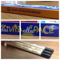 matite della pace