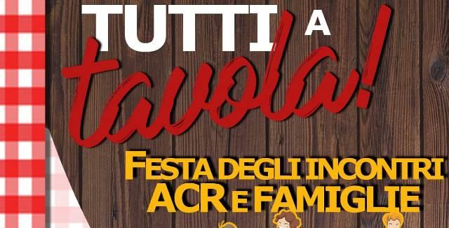 FESTA ACR E FAMIGLIE