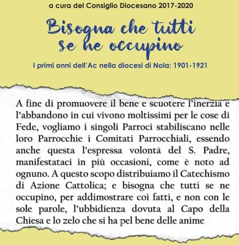 opuscolo storia Azione Cattolica